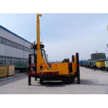Crawler Mounted Hydraulic Water Well Drilling Rig with 112k