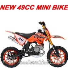 Мини-Pit Bike мини-карманный велосипед мини 49cc яма велосипед (MC-699)