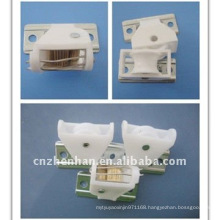 Bamboo blinds accessories-cord lock and cord pulley,outdoor bamboo blinds,curtain accessories,wood blind parts