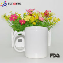 White sublimation blank Ceramic mug