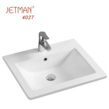 530 * 460 * 180 Guangdong Vanity Badezimmer Keramik Handwaschbecken