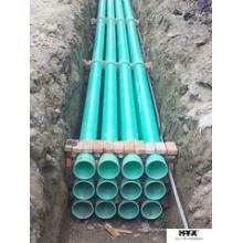Tubo de FRP para revestimento de cabos