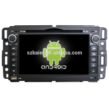 Quad core! Android 4.4/5.1 car dvd for GMC/ENCLAVE with 7inch Capacitive Screen/ GPS/Mirror Link/DVR/TPMS/OBD2/WIFI/4G