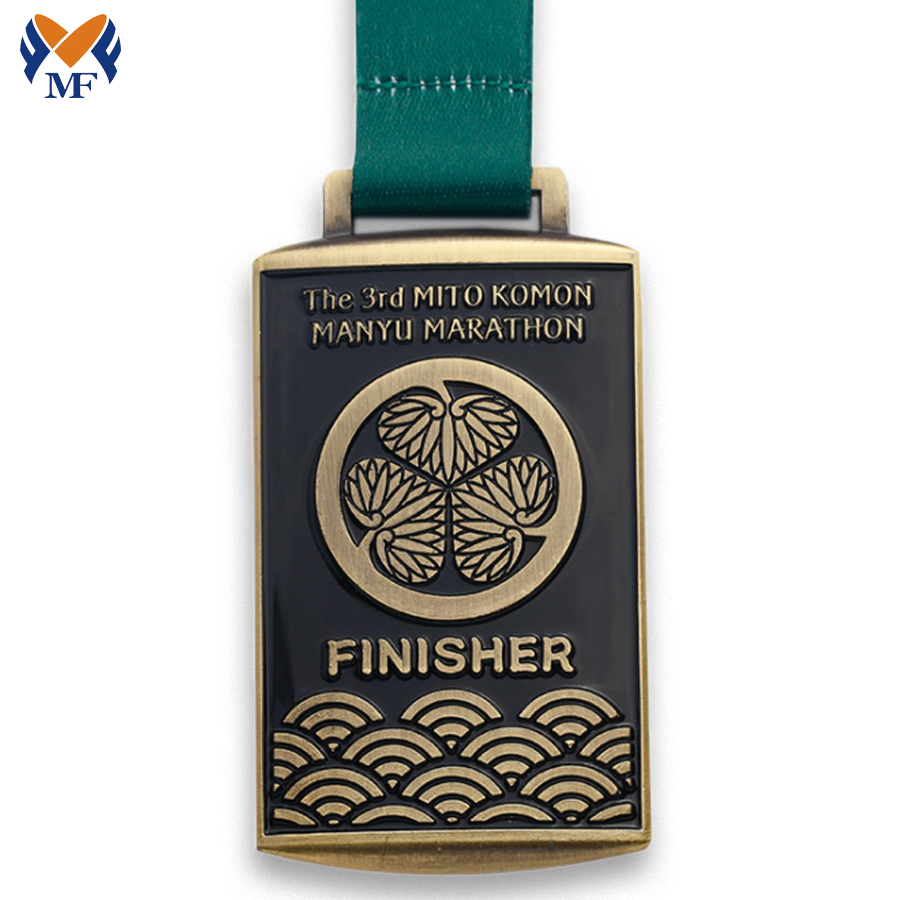 Marathon Finisher Metal Medals