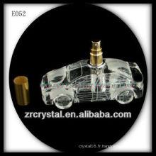 Modèle de trafic de cristal délicat E052