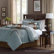 Madison Park Connell Múltiples piezas consolador Duver cubierta Faux suede conjunto de ropa de cama