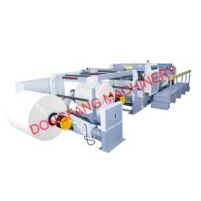 Machine de scie à rouleaux en papier imprimé
