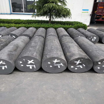 UHP600 Graphite Electrode Nipples Steel Plant