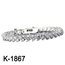 Moda jóias novo design 925 pulseira de prata