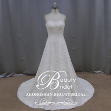 heavily beaded princess cut wedding dresses new design custom made divisoria wedding gowns