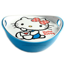 Melamine Serving Bowl with Lid (BW7205)