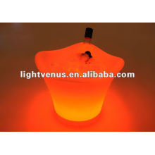 Factory direct sale high bright LED wine bucket