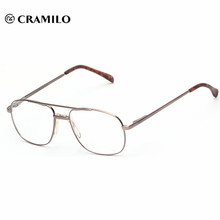 latest good designed korean metal optical frames