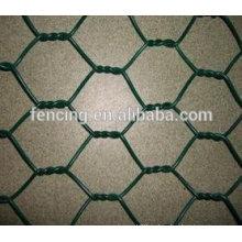 пастбища забор рабица с высокой напряженностью гальванизированный стальной провод