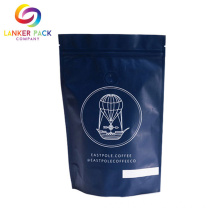 Hot sale for Coffee Bag Design Custom Resealable Ziplock Coffee Bags With Degassing Valve supply to Indonesia Manufacturers