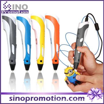 Nuevo producto inteligente pluma de impresión en 3D Pen Pen