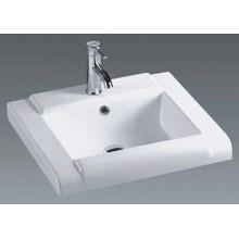 Керамический тазик для ванны с верхней ванной (020)