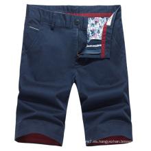 OEM 2017 Summer Men Short Shorts Shorts cortos de algodón