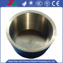 99.95% High quality tungsten crucible