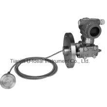Recipiente de presión especial Ui-P61y que usa un transmisor de nivel líquido de tipo encajado