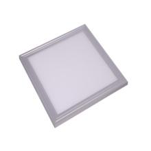 Aluminium 85-265V 12W / 36W LED Square Plafond Panel Light