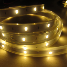 12V 16w 2400k hangat putih 3m Tape SMD5630 LED Strip lampu