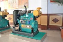 motor diesel K4105ZD de 50KW