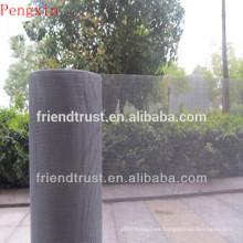 De alta calidad de fibra de vidrio ventana mosquitera red