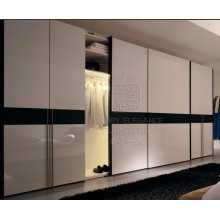 Sliding Lacquer Wardrobes Cupboard (ZHUV)