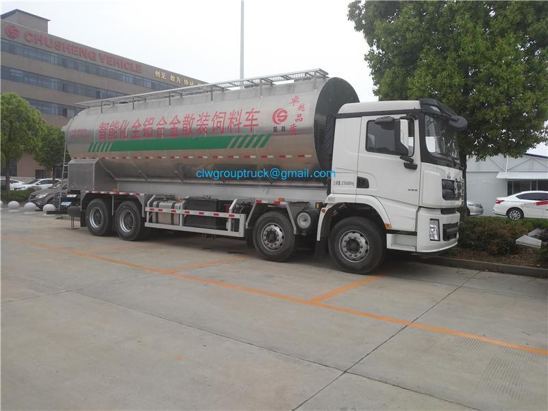 Feed Bulk Truck 2