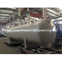 Stainless Steel Separation Vessel with Saddle
