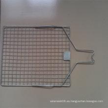 Barbecue Wire Mesh / BBQ Malla de alambre