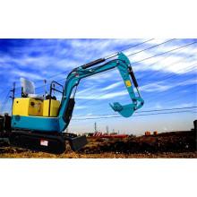 1T 0.8T hydraulic mini excavator