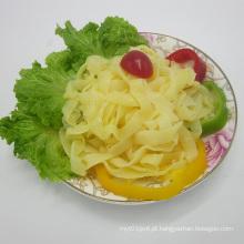 Alimentos de baixa caloria Shirataki Noodles com certificação Brc