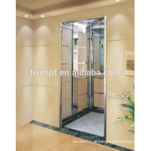 Edelstahl-Spiegel Radierung Hause Aufzug / Aufzug