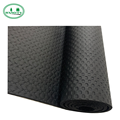 Alfombrilla de almohadillas de amortiguador de cinta para piso de madera