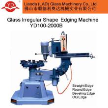 CE do Stardard vidro polimento forma máquina de afiação