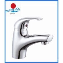 Heißes und kaltes Wasser-Badezimmer-Bassin-Hahn-Mischer-Hahn (ZR21202)