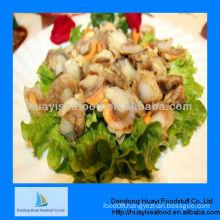 Frozen scallop iqf new scallop meat