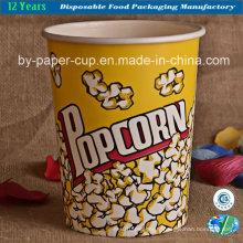 Barillet de popcorn en papier jetable 32 oz