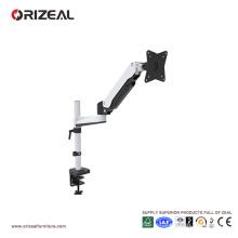 Support d'écran d'ordinateur d'Orizeal, bâti de bureau de bras de moniteur, support de triple moniteur (OZ-OMM003)