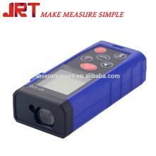 Conveniente medidor de distancia de medición de láser