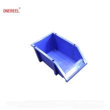 Cajas de almacenamiento plásticas apilables industiales de alta calidad de Warehouse