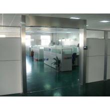 Porta automática de vidro de indução, porta automática de escritório