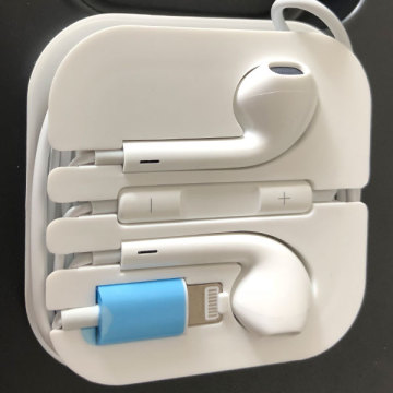Iphone Apple Earphone Bluetooth Headset