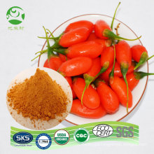 Best products superfoods berry goji extract Chinese wolfberry extract for health functional food