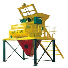 Zcjk Js750 Высококачественный бетоносмеситель с двойным валом
