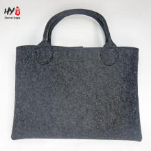 bolsa de almacenamiento de fieltro barata suave y promocional