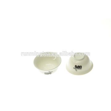 Customized Porcelain V Shape Tea Cup