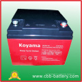 12V 26ah Deep Cycle AGM Battery for UPS/Surge Protector